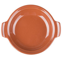 Syracuse China 922229801 Terracotta 20.5 oz. Handled Baker - 6/Case