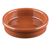 Syracuse China 922229900 Terracotta 4 oz. Cazuela Bowl - 24/Case