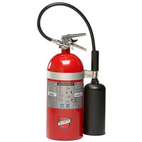 Buckeye 10 lb. Carbon Dioxide BC Fire Extinguisher - Rechargeable Untagged - UL Rating 10-B:C