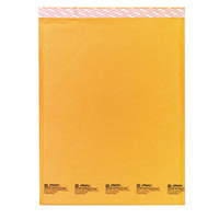 Jiffylite 32318 14 1/2 inch x 20 inch Self Seal #7 Kraft Mailer - 10/Pack