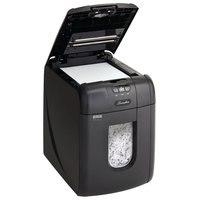 Swingline 1757571 Stack-and-Shred 130X Auto Feed Cross-Cut Shredder
