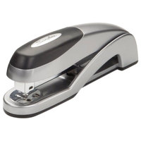 Swingline 87801CC Optima 25 Sheet Silver Full Strip Desk Stapler