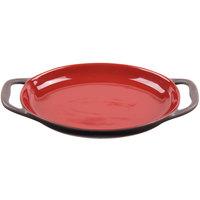 World Tableware CBC-003 Coos Bay 17 oz. Chili Stoneware Oval Baker - 12/Case