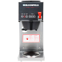 Bloomfield 1012D3F E.B.C. 3 Warmer In-Line Automatic Coffee Brewer - Touchpad Controls, 120V