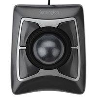 Kensington 64325 Expert Mouse Black / Silver Wired Trackball