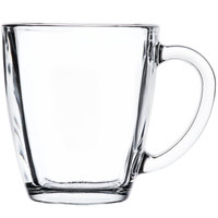 Libbey 5352 Tempo 14 oz. Square Warm Beverage Mug - 12/Case