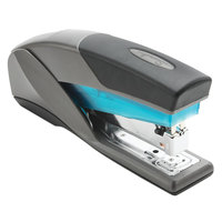 Swingline 66404 Optima 25 Sheet Blue and Gray Light Touch Full Strip Stapler