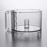 Robot Coupe 112203S Clear 3 Qt. Bowl for R2N, R2NCLR, and R2B Series