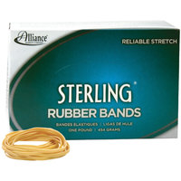 Alliance 24305 Sterling 2 inch x 1/8 inch #30 Rubber Band, 1 lb. - 1500/Box