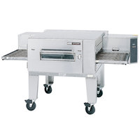 Lincoln 1624-000-U 1624-000-U 40 inch Single Belt Low Profile Digital Impinger Conveyor Oven - 220V, 3 Phase, 22 kW