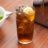 Libbey 551HT Straight Sided 12.5 oz. Iced Tea Glass - 72/Case
