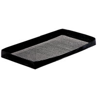 Baker's Mark 6 inch x 12 inch Tight Weave Non-Stick Mesh Basket