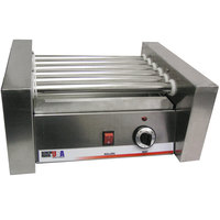 Benchmark USA 62010 10 Hot Dog Roller Grill - 120V, 420W