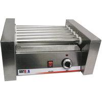 Benchmark USA 62010 10 Hot Dog Roller Grill - 120V, 420W