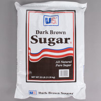 Dark Brown Sugar - 25 lb.