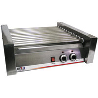 Benchmark USA 62030 30 Hot Dog Roller Grill - 120V, 1100W