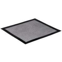 Baker's Mark 12 inch x 11 inch Loose Weave Non-Stick Mesh Screen