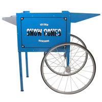Benchmark USA 30070 Snow Bank Antique Trolley Snow Cone Cart