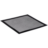 Baker's Mark 12 inch x 12 inch Loose Weave Non-Stick Mesh Screen