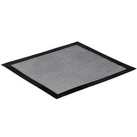 Baker's Mark 14 3/8 inch x 13 3/8 inch Loose Weave Non-Stick Mesh Screen