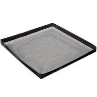 Baker's Mark 13 1/2 inch x 13 1/2 inch Tight Weave Non-Stick Mesh Basket