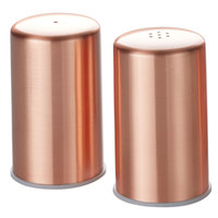 American Metalcraft CSP2 2 oz. Copper Salt and Pepper Shaker Set