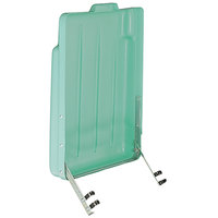 CSL 6061 Aqua Plastic Hamper Stand Cover