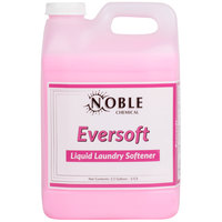 Noble Chemical 2.5 Gallon / 320 oz. ASOFT Eversoft Liquid Laundry Softener - 2/Case