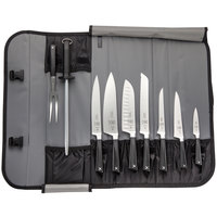 Mercer M21840 ZüM 10-Piece Knife Case Set