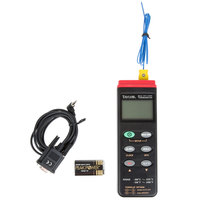 Taylor 9815A Digital Battery-Operated K-Type Probe Thermocouple Thermometer Data Logger