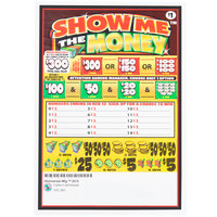 Show Me the Money 5 Window Pull-Tab Tickets - 960 Tickets Per Deal - $685 Total Payout