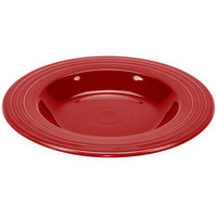 Homer Laughlin 462326 Fiesta Scarlet 21 oz. China Pasta Bowl - 12/Case