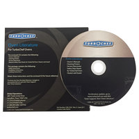 TurboChef CON-7032 Literature CD for All Ovens