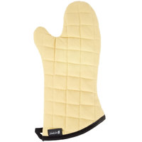 San Jamar KM15 15 inch Conventional Oven Mitt with Kevlar®