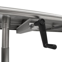 Advance Tabco TA-900 Adjustable Height Table Crank