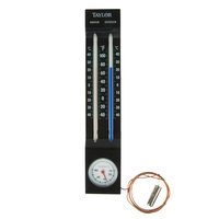 Taylor 5329 Indoor / Outdoor Thermometer with Hygrometer