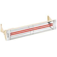 Schwank ES-5039-20 2 Stage Electric Beige Indoor/Outdoor Patio Heater - 208V, 5000W