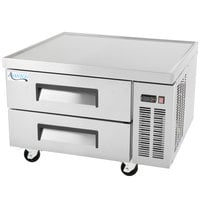 Avantco CBE-36-HC 36 inch 2 Drawer Refrigerated Chef Base