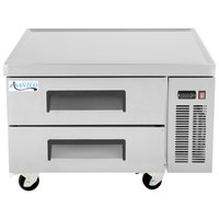 Avantco CBE-36-HC 36 inch 2 Drawer Refrigerated Chef Base