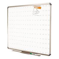 Quartet TE568T Prestige 96 inch x 48 inch Total Erase Whiteboard with Euro-Style Titanium Frame