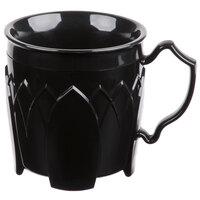 Dinex DX500003 Fenwick 8 oz. Onyx Insulated Mug - 48/Case