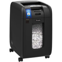 Swingline 1757576 Stack-and-Shred 300X Auto Feed Super Cross-Cut Shredder