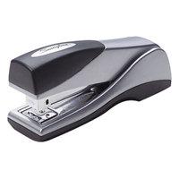Swingline 87816 Optima Grip 25 Sheet Silver Half Strip Compact Stapler