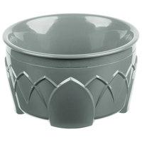 Dinex DX530084 Fenwick 9 oz. Sage Insulated Bowl - 48/Case