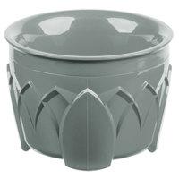 Dinex DX520084 Fenwick 5 oz. Sage Insulated Bowl - 48/Case