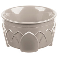 Dinex DX530031 Fenwick 9 oz. Latte Insulated Bowl - 48/Case