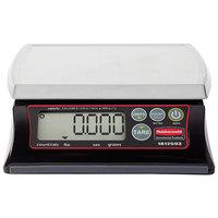 Rubbermaid 1812593 Pelouze 6 lb. Premium Resin Digital Portion Control Scale - Dishwasher Safe