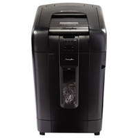 Swingline 1758577AF Stack-and-Shred 600M Auto Feed Micro-Cut Shredder