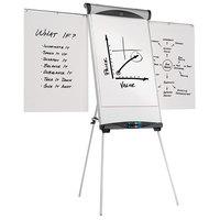 Quartet EU500E 27 inch x 39 inch Euro-Style Magnetic Whiteboard Presentation Easel