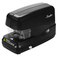Swingline 69270 70 Sheet Black High-Capacity Flat Cinch Electric Stapler with Jam Release